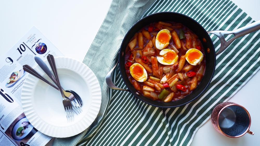 Korean spicy rice cake_1