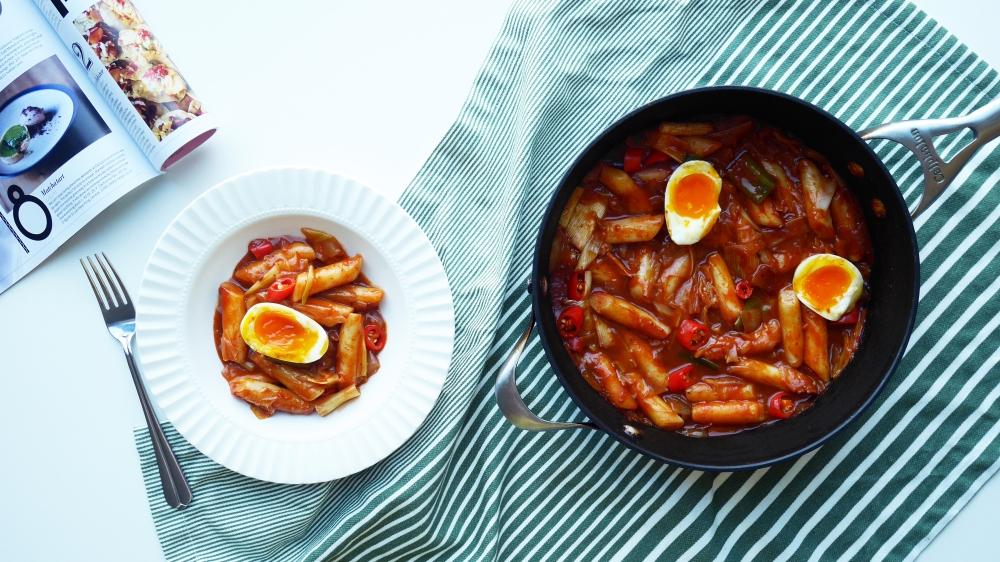 Korean spicy rice cake_3