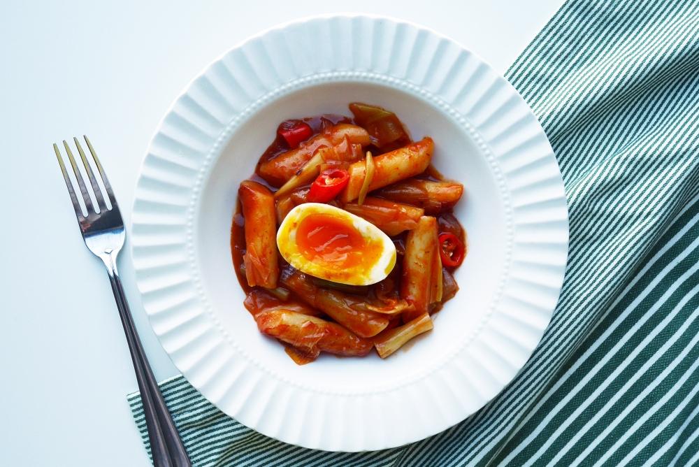 Korean spicy rice cake_4