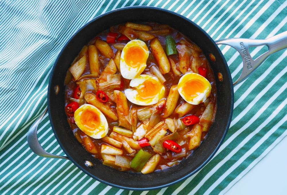 Korean spicy rice cake_5