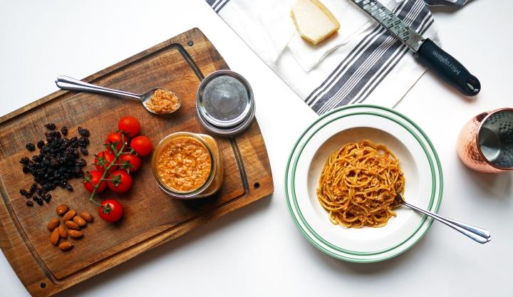Sicilian pesto_1
