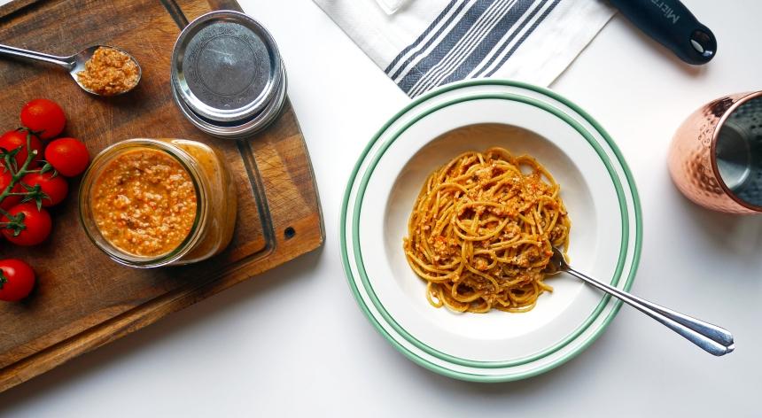 Sicilian pesto_3