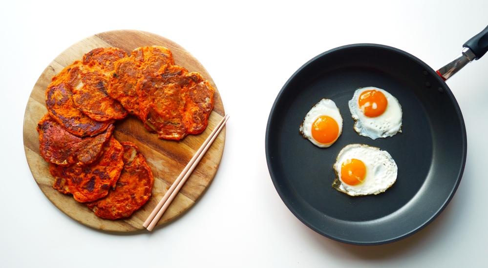 Kimchi Pancake 3