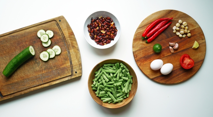 gado-gado vegetable in peanut sauce_2