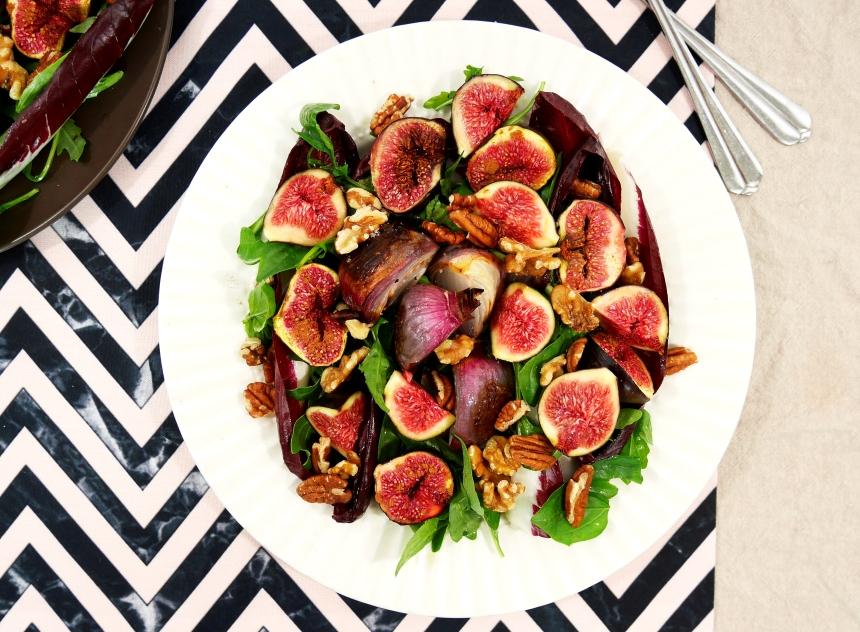 Yotam Ottolenghi fig salad